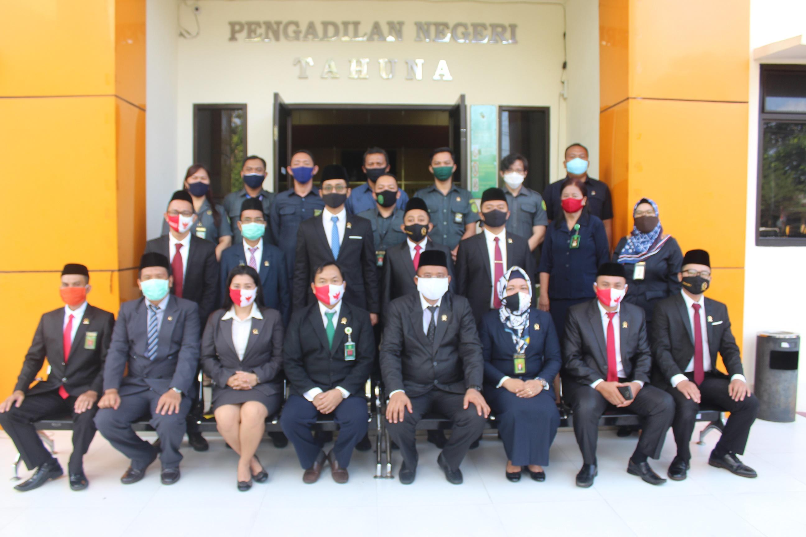 Perayaan HUT Ke-75 Kemerdekaan Republik Indonesia